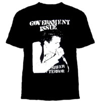 governemnt issue punk tee option 1