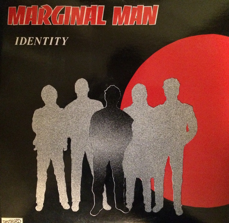 Marginal Man Identity Cover
