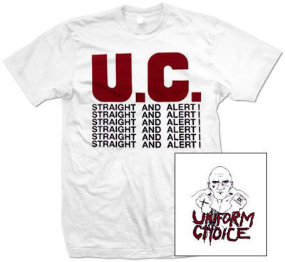 uniform choice t-shirt
