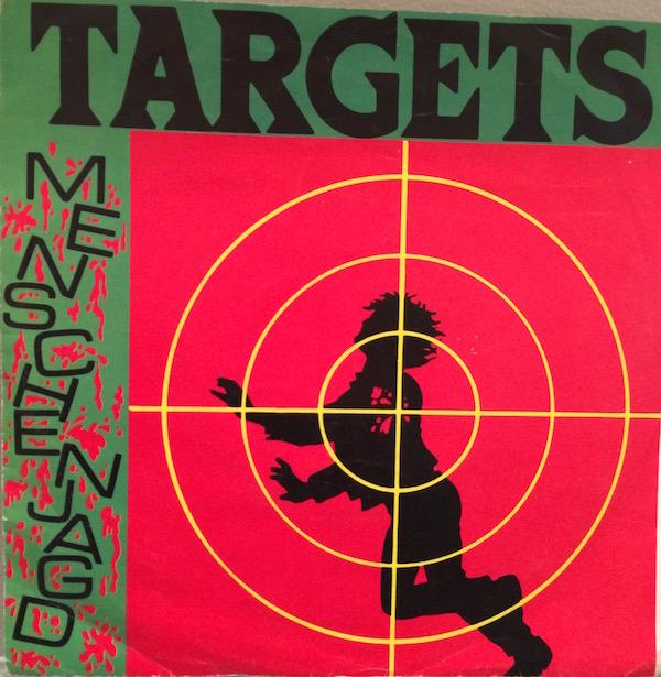 Targets Menschenjagd cover