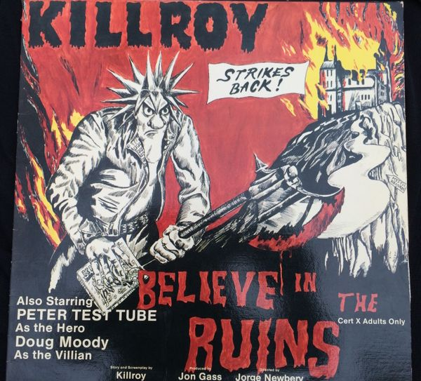 Killroy revisited
